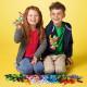 Логотип компании Подарок при покупке Lego для девочек